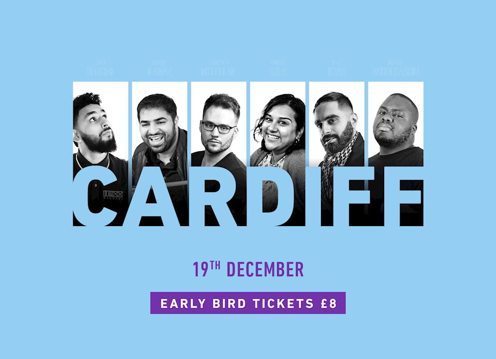 Comedy Show 2019 - Cardiff