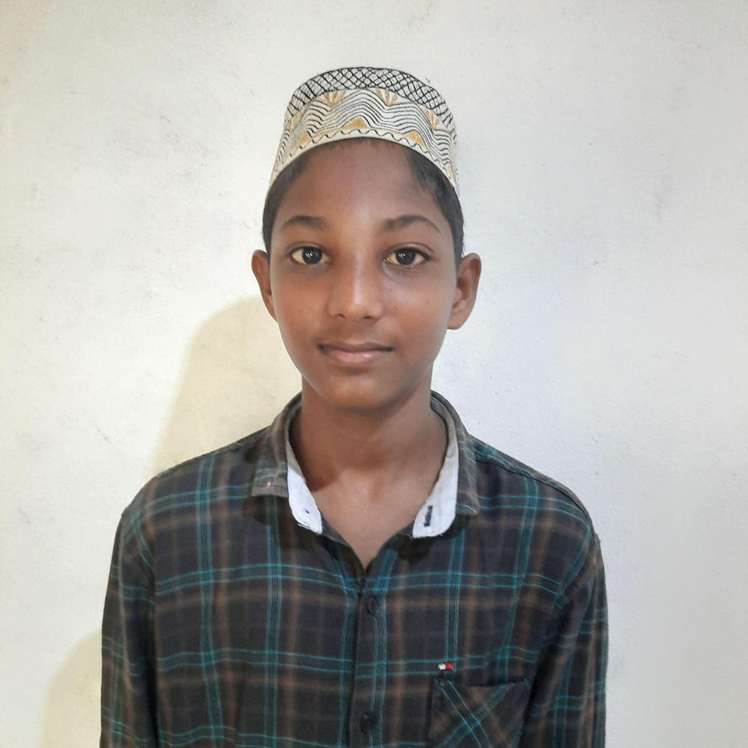 Human Appeal Orphan - Mohamed Hasmin