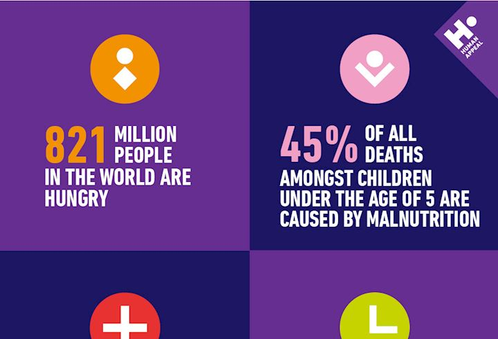 World Food Hunger Facts