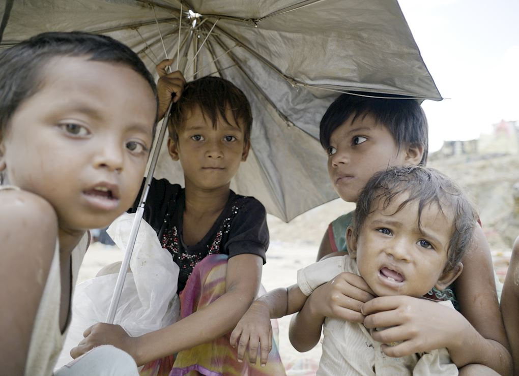 Rohingya Winter Emergency Fund
