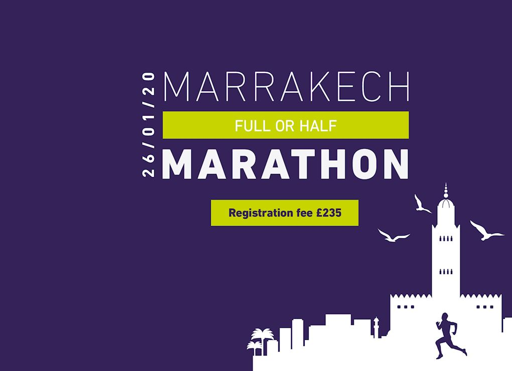 Marrakech Marathon Registration