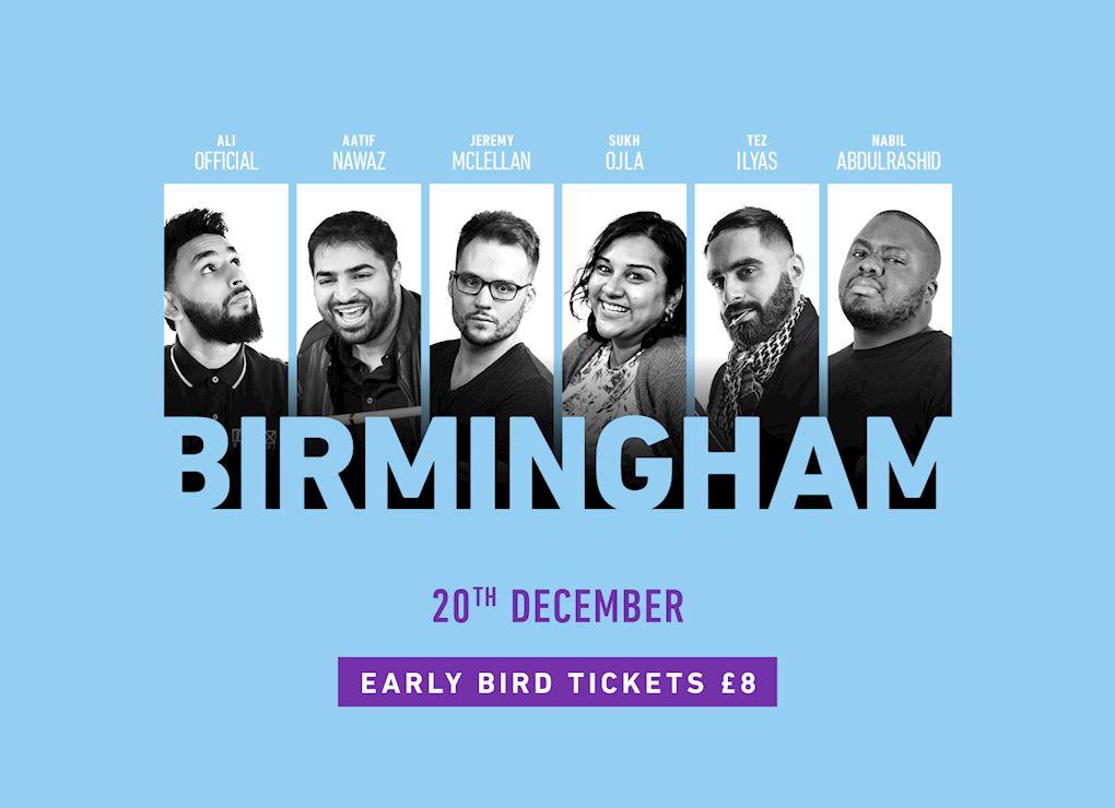 Comedy Show 2019 - Birmingham