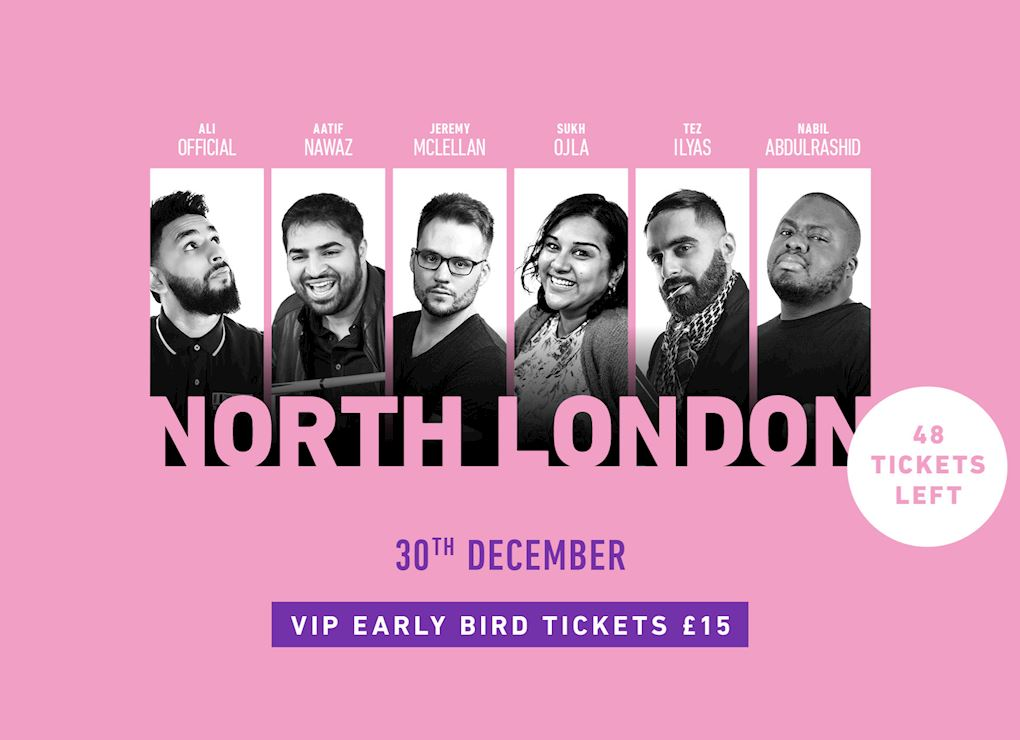 Comedy Show 2019 - North London VIP Tickets