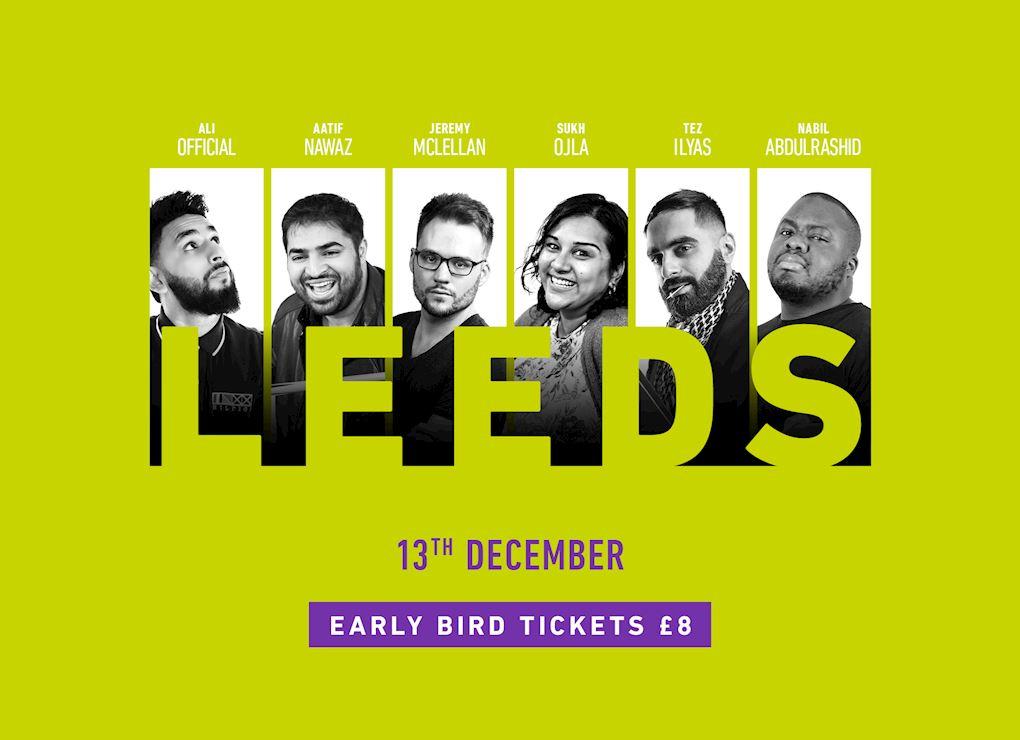 Comedy Show 2019 - Leeds