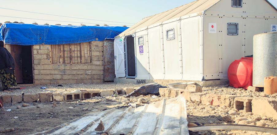 Iraq Shelter Project