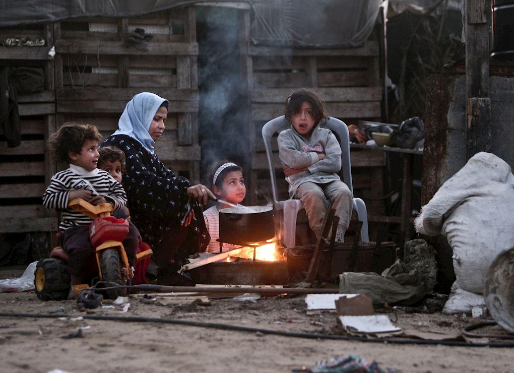 Palestine Winter Emergency Fund