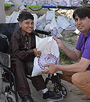 Wheelchair - Pakistan