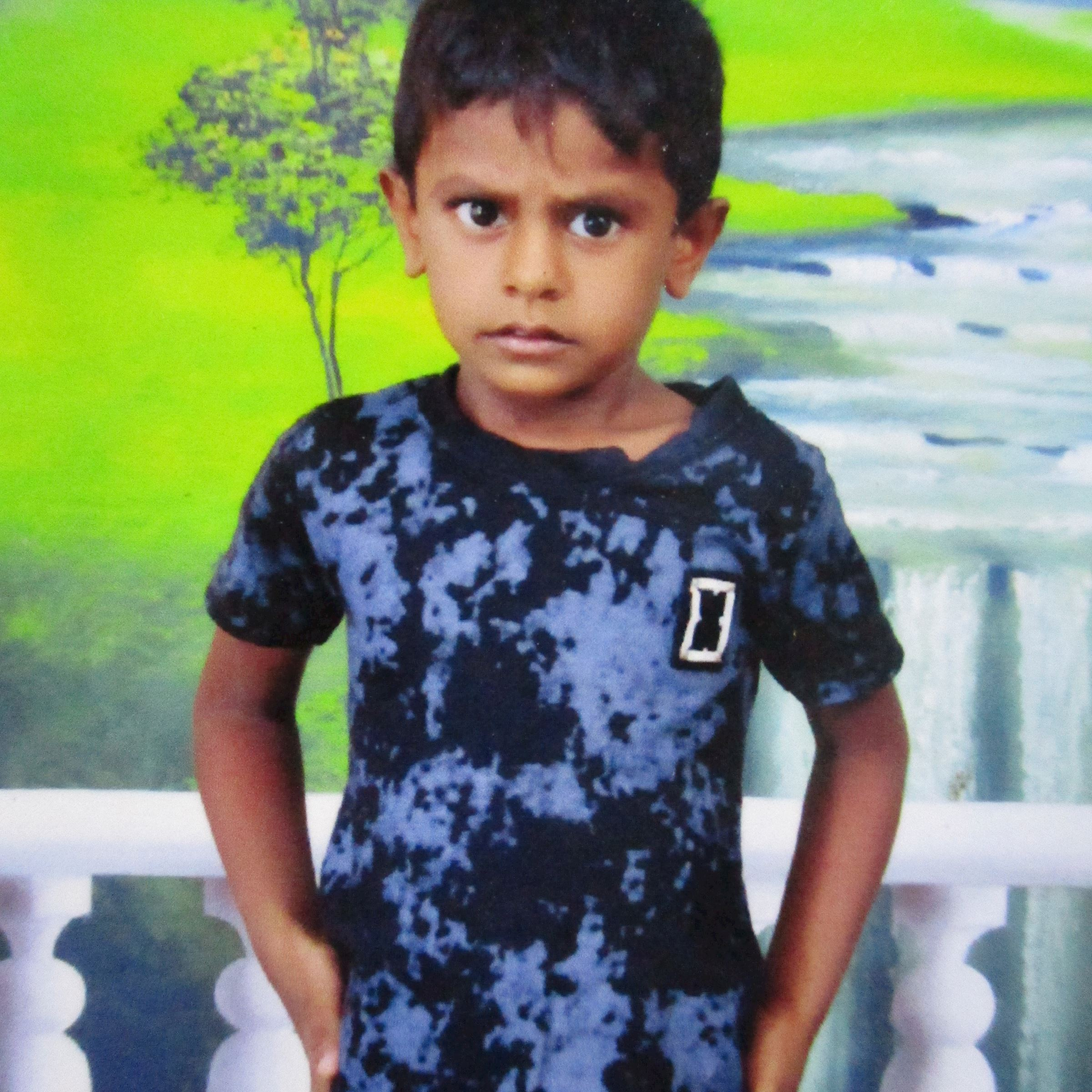Human Appeal Orphan - Abdur Rahman