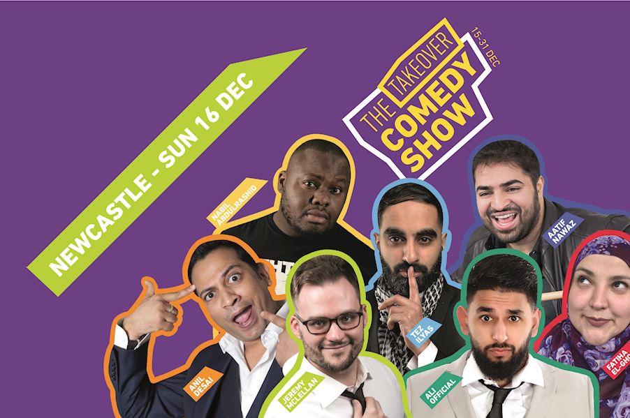 Comedy Show 2018 - Newcastle, 16 December