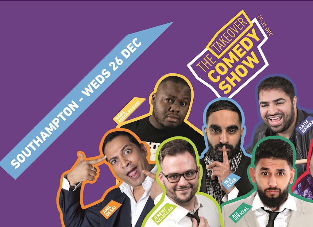 Comedy Tour 2018 - Southampton Early Bird