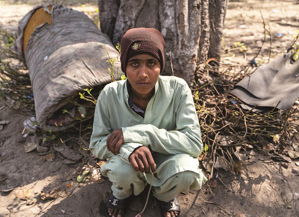 Pakistan - Aminah (Street Children Project)